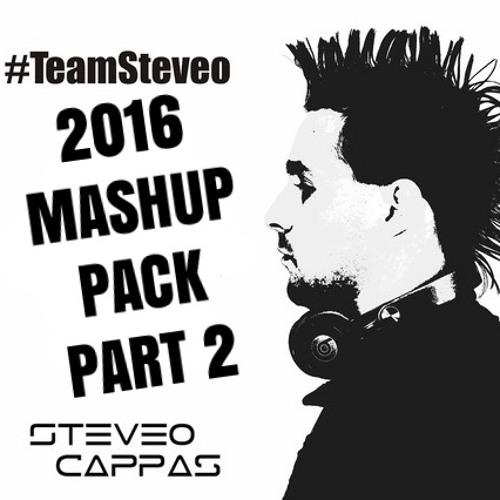Steveo Cappas – Mashup Pack 2016 Part 2 (10 Tracks)