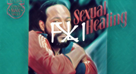 Sexual healing marvin gaye bass
