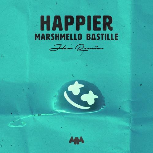 Marshmello Bastille Happier: Marshmello X Bastille