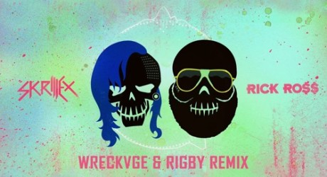 Skrillex Rick Ross Purple Lamborghini Wreckvge Rigby Remix