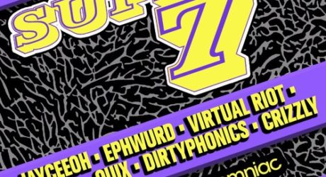 Jayceeoh Super 7 Volume 8 Ft Ephwurd Virtual Riot Team Ezy