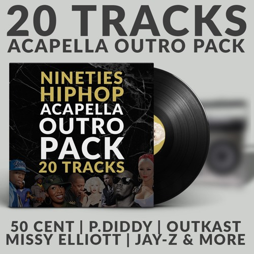 De Fissa Engineer – 90's Hip-Hop Acapella Outro Pack (20 Tracks)