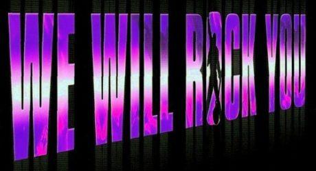 Queen – We Will Rock You (Eddie Feel Bootleg Remix)