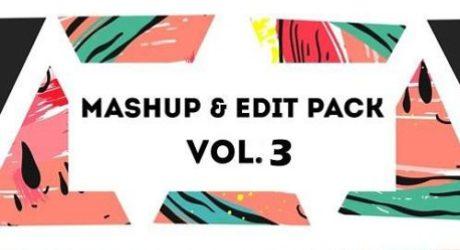 DAAV ONE – Mashup & Edit Pack Vol  3